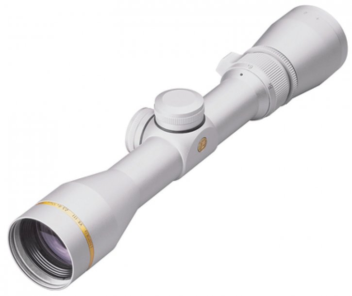 VX-3 Handgun Scope 2.5-8x32mm Duplex Reticle Silver Finish