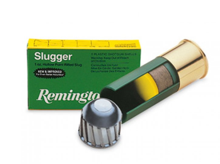 Remington 047700021102 SP20RS Slugger 20 Gauge 2.75 Inch 1580 FPS .625 Ounce Rifled Slug