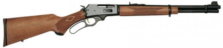 Model 336Y Youth .30-30 Winchester 16.25 Inch Barrel Blue Finish Adjustable Rear Sight Ramp Front Sight Walnut Finished Hardwood Stock With Pistol Grip 5 Round