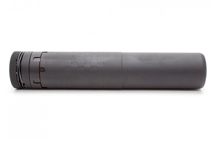 "Silencerco 817272011531 SU248 Silencerco Saker 762 Suppressor |7.62mm with MAAD Mount 7.5"" - NFA Item"