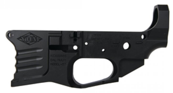 Yankee Hill Machines 816701017618 YHM-125-BILLET YHM AR-15 Stripped Billet Lower Receiver