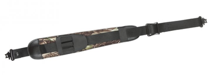 Black Canyon Padded Quick Adjusting Sling With Swivels Realtree APG Camouflage and Black