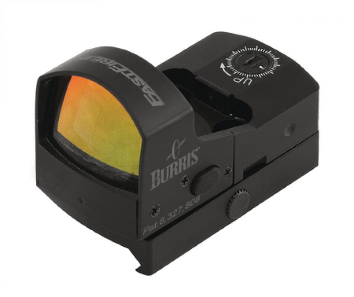 Burris 000381302342 300234 FastFire III Red-Dot Reflex Sight 3 MOA Dot With Picatinny Mount Matte Black