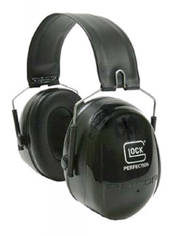 Foldable Earmuff Hearing Protection One Size