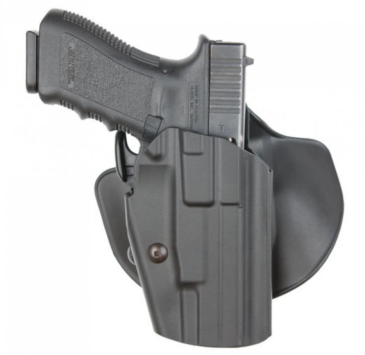 Model 578 7TS GLS Multifit Concealment Paddle and Belt Loop Combo Holster Size 2 fits Compact Pistols Black Right Hand