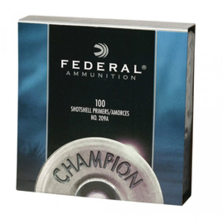 Champion Primers Size 155 Large Magnum Pistol Box of 1k