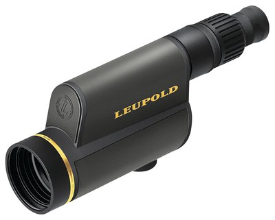 Golden Ring HD Spotting Scope with Impact Reticle 12-40x60mm Shadow Gray