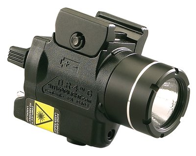 TLR-4G Compact Rail Mounted Tactical Light With Green Laser