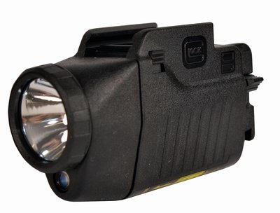 Tactical Light With Laser