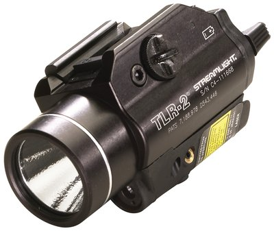 TLR-2 Tactical Light With Red Laser Sight