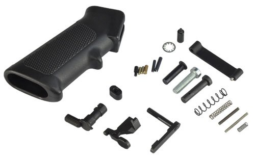 Lower Parts Kit | Lower parts kit for AR-15 excluding trigger parts, hammer and butt stock.