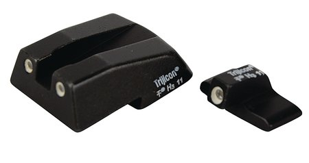 Bright And Tough 3-Dot Night Sights H&K P30 .45ACP