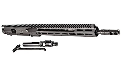 Billet Complete Upper Receiver Large Frame .308 Winchester 16 Inch Barrel Wedge Lock Handguard M-LOK System Slide Lock Charging Handle