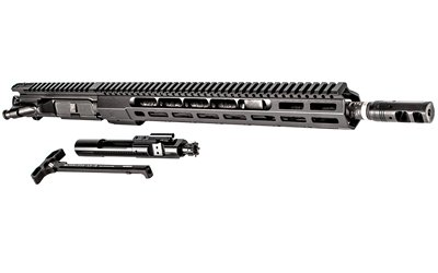 Billet Complete Upper Receiver AR15 .223 Wylde 16 Inch Carbon Fiber Barrel Wedge Lock Handguard M-LOK System Slide Lock Charging Handle