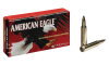 American Eagle Case of 500| .223 Remington 55 Grain Full Metal Jacket Boattail 20 Per Box, 25 Boxes Per Case