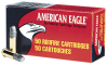 American Eagle High Velocity .22 Cal Long Rifle| 38 Gr Copper-Plated HP, Case of 4000