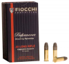 Shooting Dynamics .22 Long Rifle 38 Grain Copper Plated Round Nose 100 Boxes/50 Rounds Each Per Case