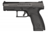 CZ P-10 Compact |9mm 4 Inch Barrel Polymer Frame Striker Fired Interchangeable Backstraps 3-Dot Sights 15 Round