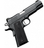 "Custom TLE II 1911 |45ACP 5"" Barrel, Matte Black Finish, Front Cocking Serrations, Front Strap Checkering, 3-Dot Night Sights, One 7-Round Magazine"