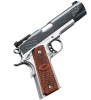 "Grand Raptor II 1911 |45ACP 5"" Barrel, Stainless Steel Frame, Polished Flats on Slide + Frame, Meprolight Bar-Dot Target Night Sights, Ambi Safety, One 7 Round Magazine"