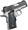 "Master Carry Ultra 1911 |45ACP 3"" Barrel, Matte Black Slide, Alloy Frame, Night Sights, Crimson Trace Laser Grips, One 7 Round Magazine"