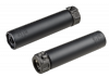 "Surefire SOCOM556-RC2 Sound Suppressor (Silencer) |5.56 6.2"" Long, 17 Ounces, Black, SOCOM 2 Series - NFA Item"