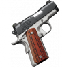 "Super Carry Ultra 1911 |45ACP 3"" Barrel, Matte Black Slide, Alloy Frame, Night Sights, Ambi Safety, Carry Melt, One 6 Round Magazine"
