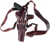 Kodiak Shoulder Holster Ruger Redhawk/Super Redhark/Smith & Wesson N Frame/Taurus 44 Havana Brown Right Hand