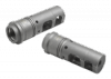 Muzzle Brake / Suppressor Adapter |M4, M16 and variants with 1/2-28 muzzle threads . Reduces recoil.